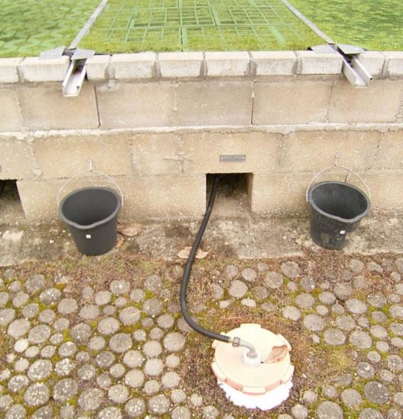 Dépollution des eaux pluviales dans une étude sur les hydrocarbures