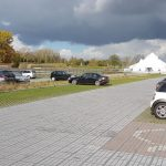 Parking Liberté 3 maanden na indienstname (november 2017)