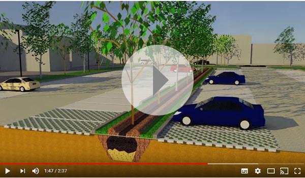 Solutions d'aménagement pour lutter contre les îlots de chaleur urbains
