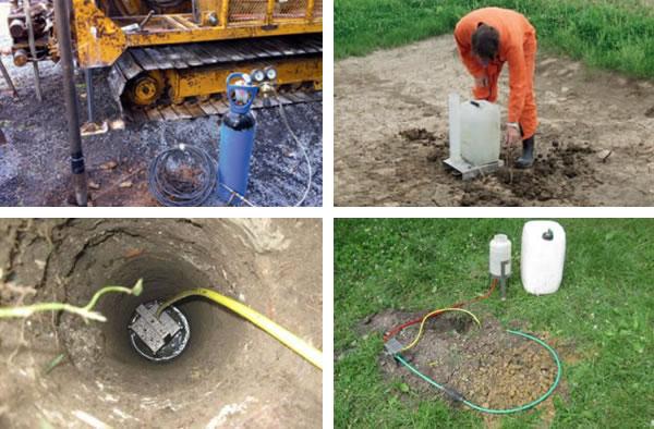 Test de perméabilité des sols et essais de perméabilité