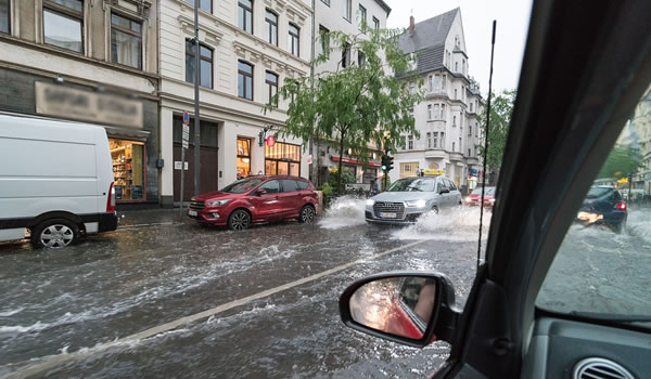 Coefficient de ruissellement et lutte ruissellement urbain