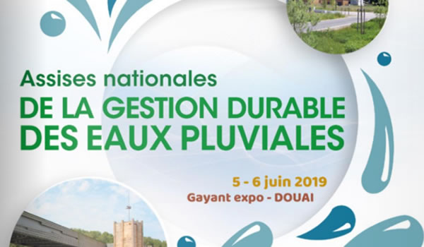 Assises nationales de la gestion durable des eaux pluviales