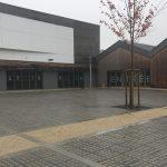 Place pavée - Centre culturel